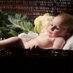 Bloemkolen - baby shoot-8056