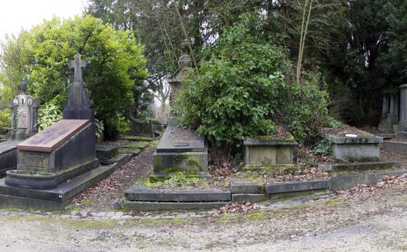 begraafplaats laken Ukkel